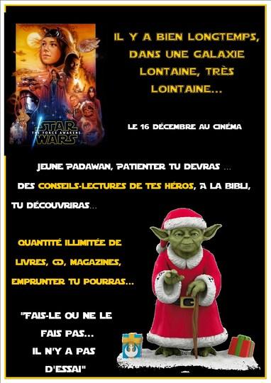 Noël Star wars