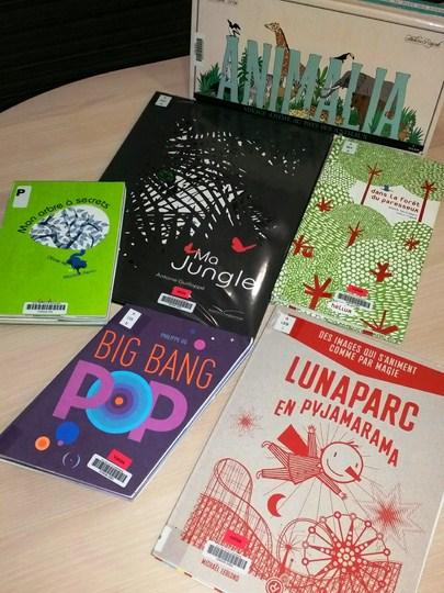 Médiation Pop Up et livres animés