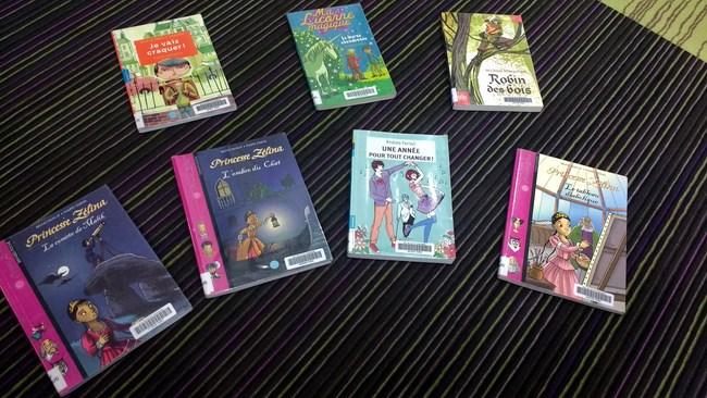livres été