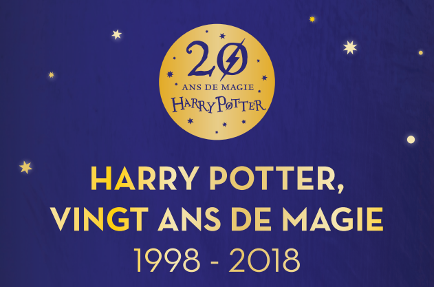 Harry Potter 20 ans