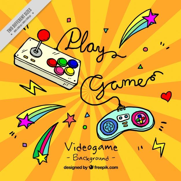 image jeux vidéos