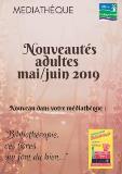 catalogue nouveautés mai-juin