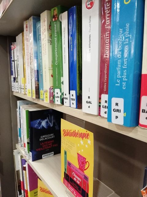 bibliothérapie